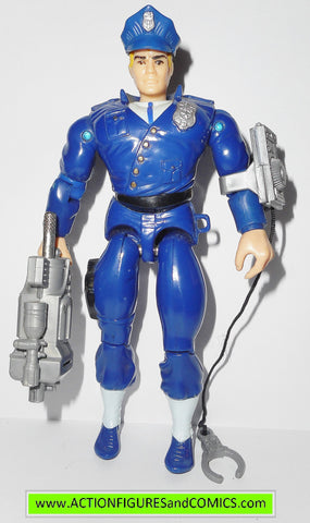 Cops 'n Crooks LONGARM 1988 vintage hasbro action figures c.o.p.s 99p