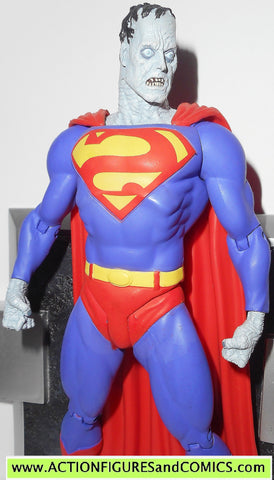 dc direct BIZARRO alex ross justice league collectibles superman