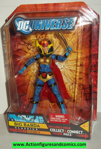 dc universe classics BIG BARDA wave 7 atom smasher series moc mip mib new action figures