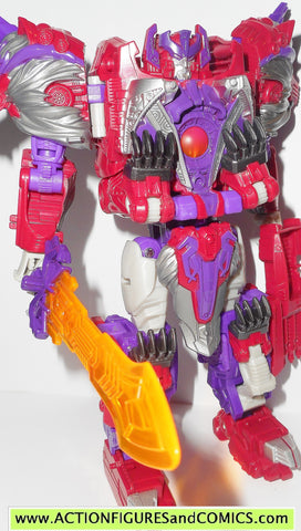 transformers ALPHA TRION combiner wars titans return 2016 action figure