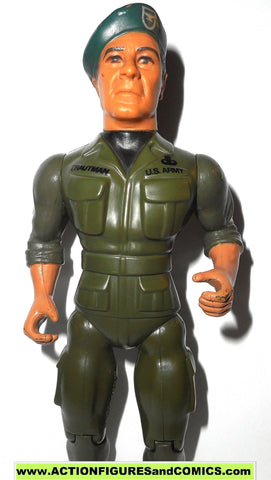 RAMBO action figures COLONEL TRAUTMAN 1986 coleco vintage force of freedom fig