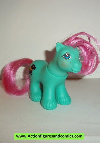 my little pony BABY PAWS 1988 mlp vintage puppy dog 1989 ponies