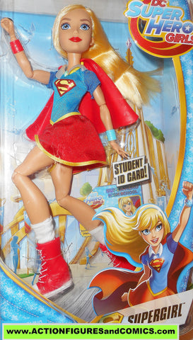 DC super hero girls SUPERGIRL 12 inch action figures superman dc universe