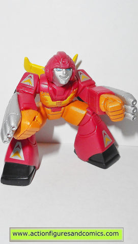 transformers robot heroes RODIMUS PRIME hot rod G1 pvc action figures