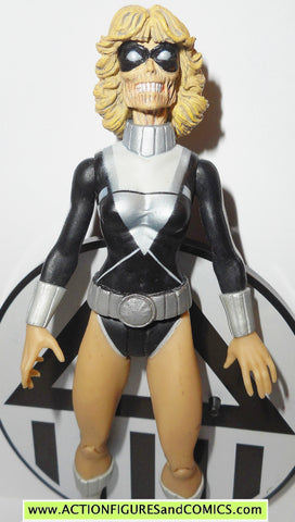 dc direct TERRA black lantern blackest night complete collectables