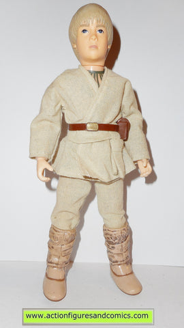 star wars action figures ANAKIN SKYWALKER 12 inch episode I hasbro toys