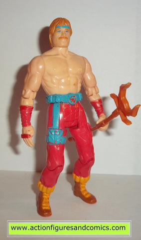 chuck norris karate kommandos CHUCK NORRIS BATTLE GEAR vintage 1986 action figures 4488