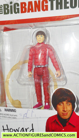 Big Bang Theory HOWARD WOLOWITZ bif bang bow toys action figures moc