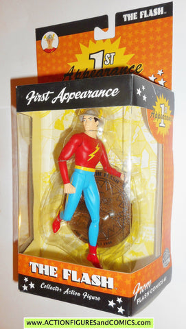 dc direct FLASH first appearance Jay Garrick golden age 2004 action figures moc