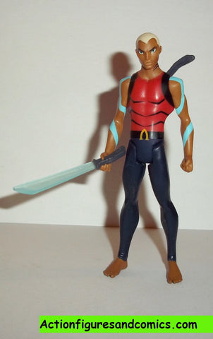 Young Justice AQUALAD hall of justice dc universe justice league action figures