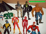 Huge lot marvel legends & Dc universe classics action figures hasbro toy biz mattel