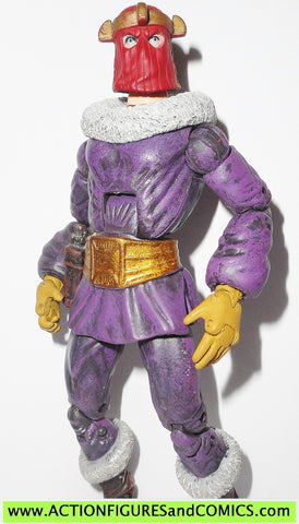 marvel legends BARON ZEMO mojo series toy biz captain america fig