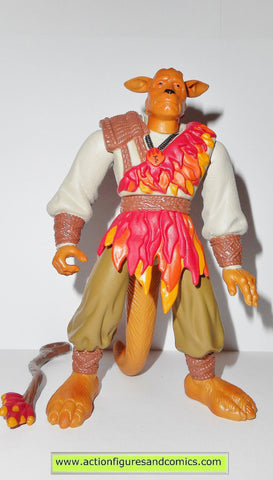 Warriors of Virtue CHI kangaroo action figure play em toys 1997 tv show