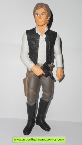star wars applause HAN SOLO 1993 vinyl pvc action figures toys