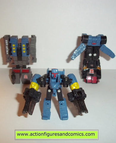 transformers cybertron EMERGENCY MINI CON TEAM hasbro toys legends action figures
