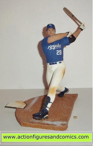 mcfarlane sports action figures MIKE SWEENEY kc royals sportspick baseball toys