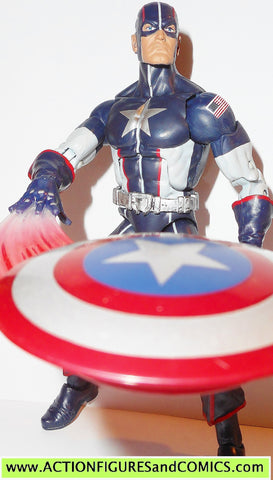 marvel legends CAPTAIN AMERICA steve rogers SECRET WAR abomination series