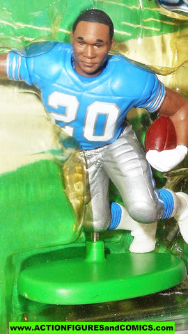 Starting Lineup BARRY SANDERS 1999 2000 detroit lions football sports moc