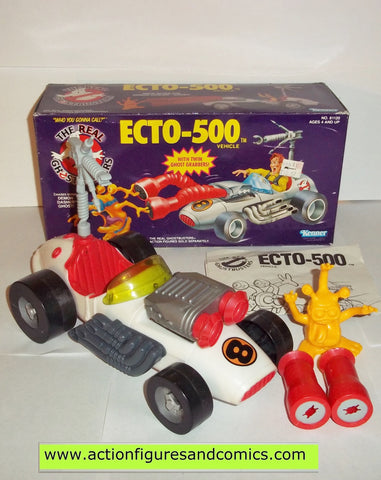 Ghostbusters ECTO-500 vintage the real kenner mib complete moc mip