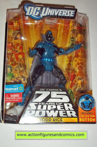 dc universe classics TODD RICE OBSIDIAN wave 14 ultra humanite mattel toys action figures moc mip mib new