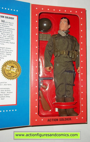 Gi joe 12 inch vintage retro action soldier commemorative wwii