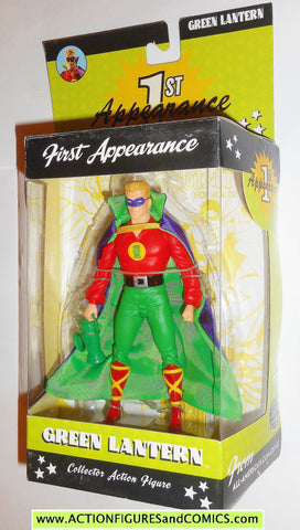 dc direct ALAN SCOTT golden age green lantern 1st appearance first moc