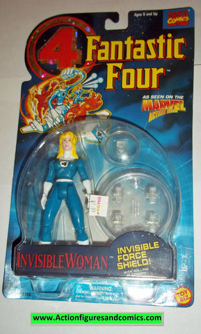 Fantastic Four INVISIBLE WOMAN 1994 marvel action hour moc mip mib