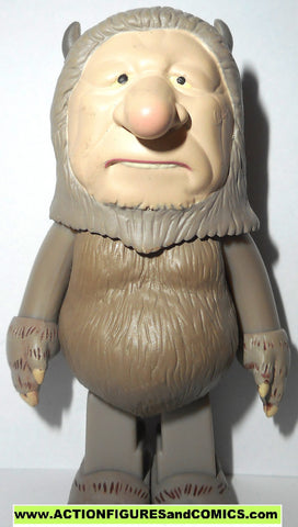 Kubrick Medicom Where the wild things are MONSTER IRA BRUNO action figure