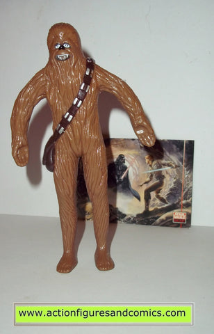 star wars action figures bend-ems CHEWBACCA 1993 just toys justoys