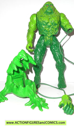 Swamp Thing SNARE ARM kenner toys action figure 1990 tv series DC universe