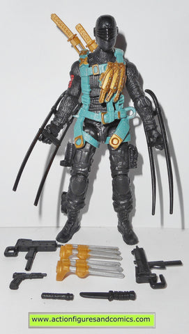 gi joe SNAKE EYES 2013 v65 retaliation movie hasbro action figures