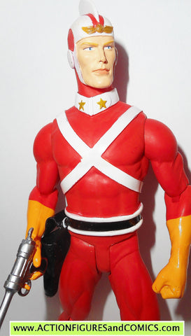 dc direct ADAM STRANGE JLA 2004 justice league of america action figures