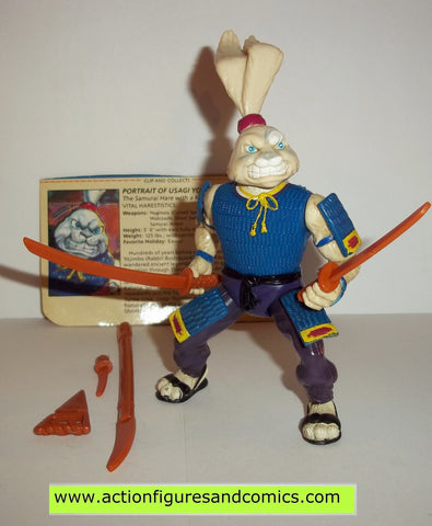 teenage mutant ninja turtles USAGI YOJIMBO 1989 tmnt complete