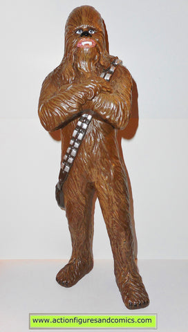 star wars applause CHEWBACCA 1993 vinyl pvc action figures toys