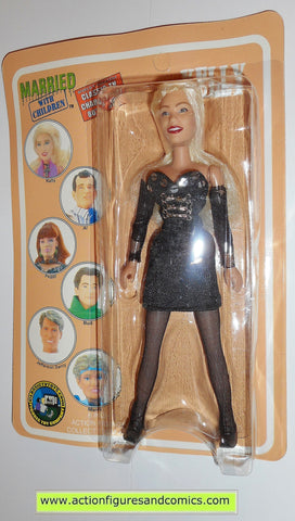 Married With Children Mego Retro Kelly Bundy Gutter Cats
