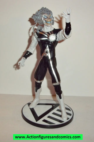 dc direct FIRESTORM black lantern blackest night series complete collectables