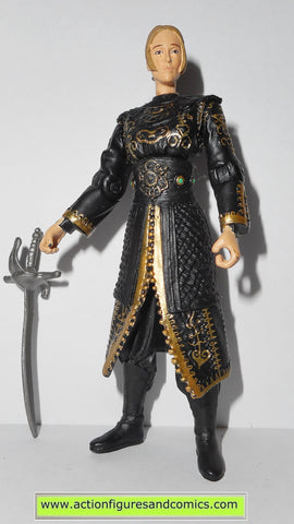 Pirates of the Caribbean ELIZABETH SWANN black dress 2007 action figures 755