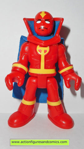 DC imaginext RED TORNADO fisher price justice league super friends