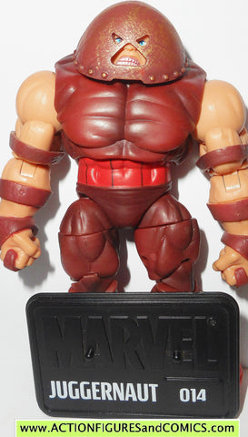 marvel universe JUGGERNAUT series 2 14 2010 4 inch x-men action figures