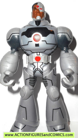 Justice League Target exclusive CYBORG 5 inch mattel toys action figure