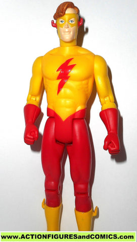 dc direct KID FLASH Wally West New Teen Titans 2000 collectibles