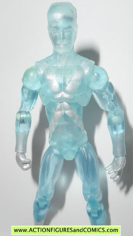 marvel universe ICEMAN hasbro toys x-factor series 3 2011 x-men