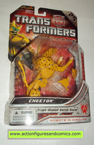 transformers classics CHEETOR Beast wars 25 years anniversary 25th hasbro toys action figures 2000 2001