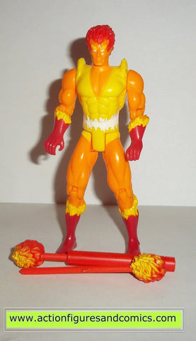 Fantastic Four FIRELORD 1994 marvel action hour 4 toy biz figures