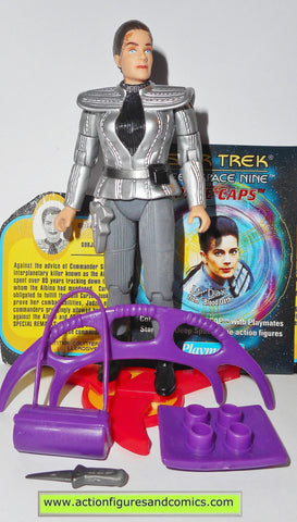 Star Trek JADZIA DAX blood oath klingon gear playmates toys action figures