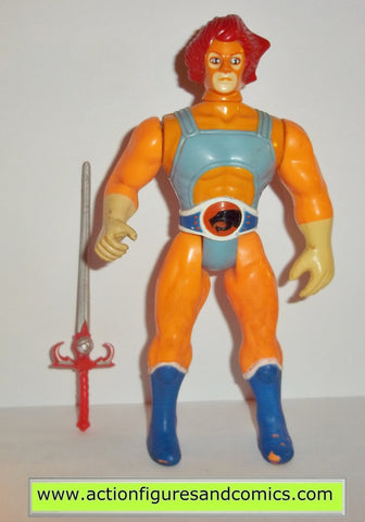 Thundercats LION-O 1985 LJN vintage sword of omens action figures 1986 #7434