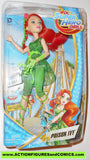 DC super hero girls POISON IVY 12 inch action figures batman suicide squad
