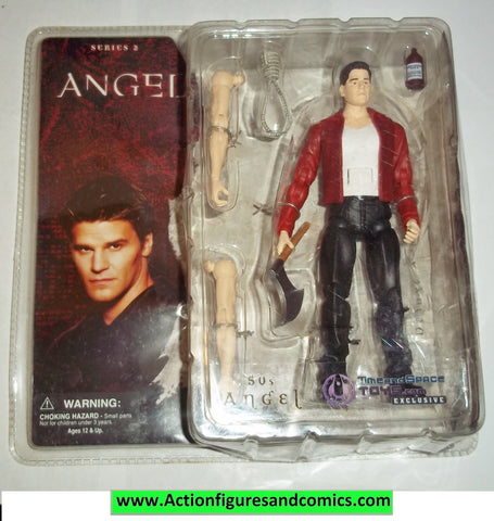 Buffy the vampire slayer Angel ANGEL 50's 1950 moc mip mib 2005