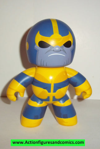 mighty muggs marvel universe THANOS PX EXCLUSIVE 2007 mugs 6 inch