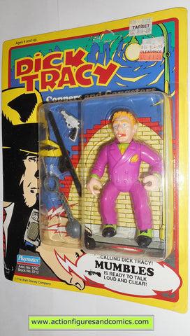 Dick Tracy MUMBLES movie 1990 action figures playmates toys moc